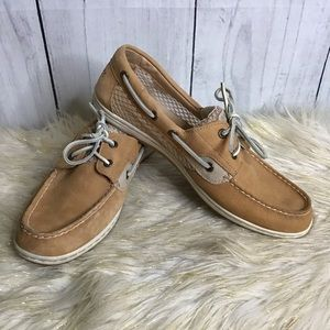 Sperry Koifish mesh boat shoes